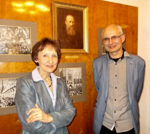 Teresa Tomsia iprof. Wiesław Ratajczak